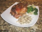 easy cornish hen recipe
