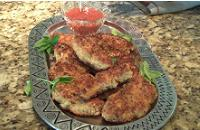italian chicken fingers recipe